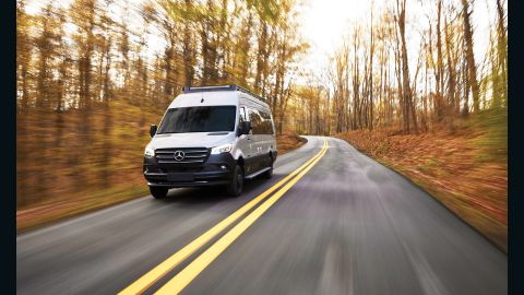 The Airstream Interstate 24X is the camper makers first all-terrain van