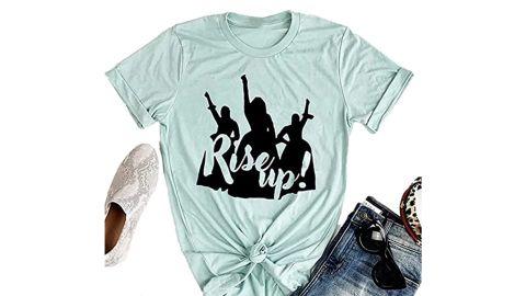 Ymoshoe Rise Up Hamilton T-Shirt