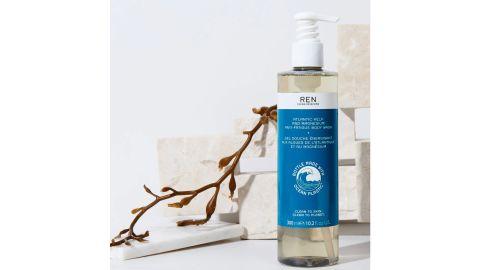 Ren Clean Skincare Atlantic Kelp & Magnesium Anti-Fatigue Body Wash