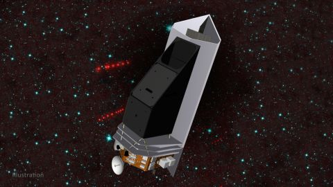 NEO Surveyor is a new mission proposal designed to discover and characterize most of the potentially hazardous asteroids that are near Earth.