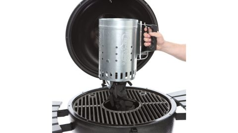 Char-Griller Charcoal Grill Chimney