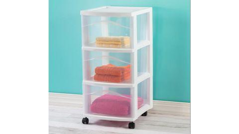Room Essentials 3-Drawer Medium Cart
