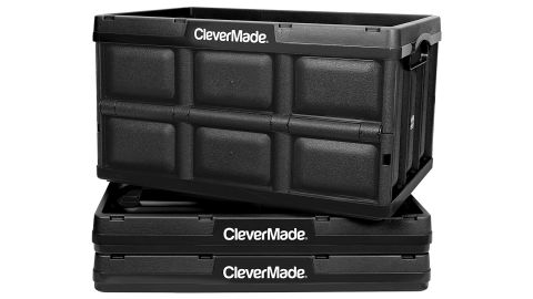 CleverMade Collapsible Storage Bins