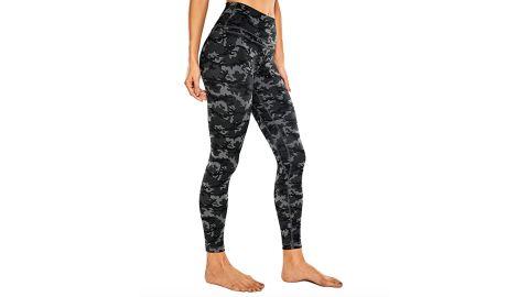 CRZ Yoga Women's Naked Feeling High Waist Tight Yoga Pants