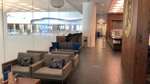 Premium credit cards can provide VIP perks such as complimentary airport lounge access when you're traveling.