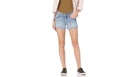Silver Jeans Co. Mid Rise Boyfriend Shorts