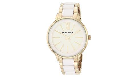 Anne Klein Resin Bracelet Watch