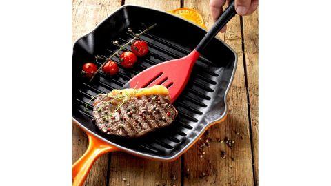 Le Creuset Enameled Cast-Iron Skillet Grills