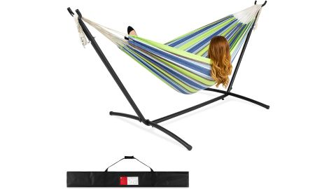 Best Choice Products 2-Person Hammock Bed with Stand