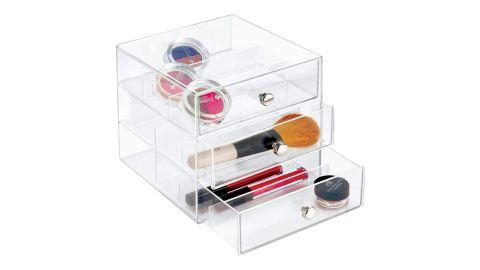 iDesign 3 Plastic Drawers Set