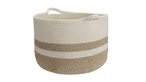 Extra Large Cotton Rope Basket