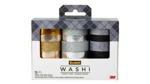 Scotch Washi Tape, 15-Pack