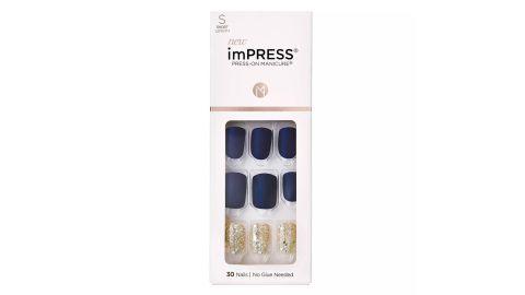 Kiss ImPress Press-On Manicure False Nails in Wannabe Star