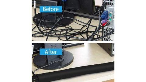 Kootek Cable Management Sleeve