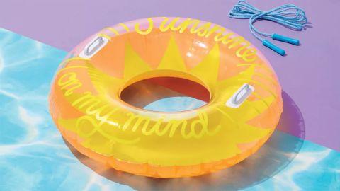 Sunshine On My Mind Float