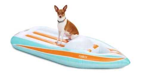 Bark Yacht Dog Float