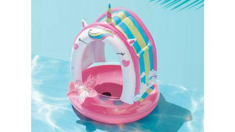 Lil' Canopy Unicorn Float Light Pink