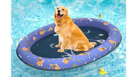 Pet Soft Dog Float Raft