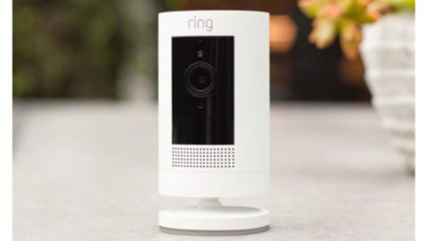 Ring HD Security Stick Up Camera