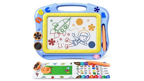 Magnetic Drawing Board for Toddlers