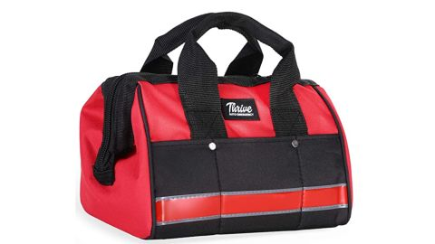 Thrive Car Emergency Kit with Jumper Cables + First Aid Kit