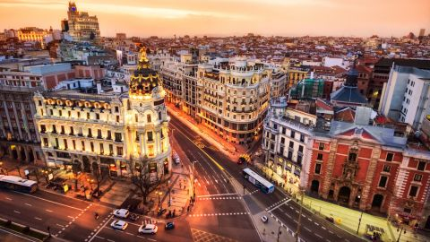 Get yourself to Europe in style by transferring Chase Sapphire Preferred points to Iberia Airlines and fly to Spain.