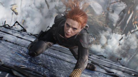 Scarlett Johansson in Marvel's 'Black Widow' (Courtesy of Marvel Studios).