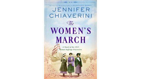 'The Women's March' by Jennifer Chiaverini