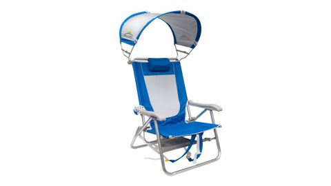 GCI Outdoor Big Surf Chair With SunShade