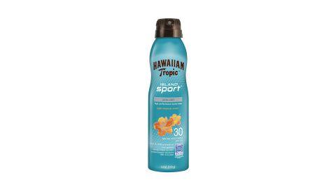 Hawaiian Tropic Island Sport Sunscreen Spray