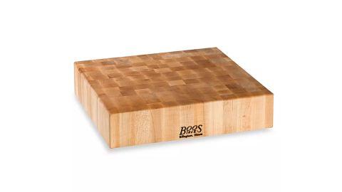 John Boos 18-Inch-by-18-Inch Cutting Board