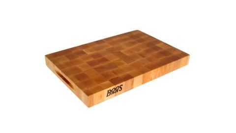 John Boos Boos Block Reversible Maple Wood Cutting Board