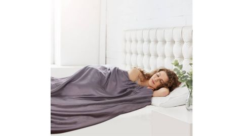 Hush's Iced 2.0 The Original Cooling Weighted Blanket