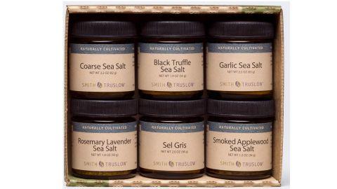 Smith & Truslow Gourmet Seasoned Sea Salt Gift Set