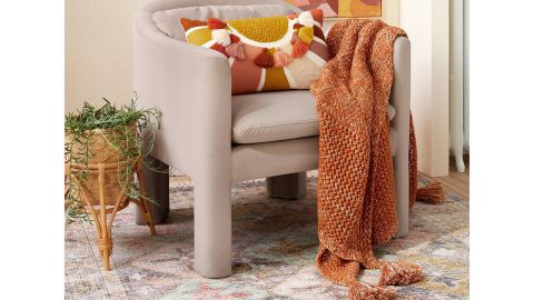 Opalhouse Designed With Jungalow Heathered Knit Throw Blanket