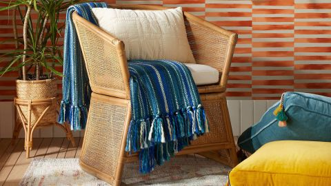 Opalhouse Designed With Jungalow Selma Wicker Barrel Chair