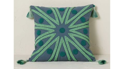 Opalhouse Designed With Jungalow Beaded Radial Pattern Square Throw Pillow