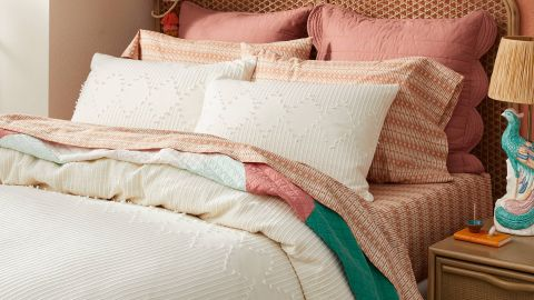 Opalhouse Designed With Jungalow Printed Cotton Percale Sheet Set