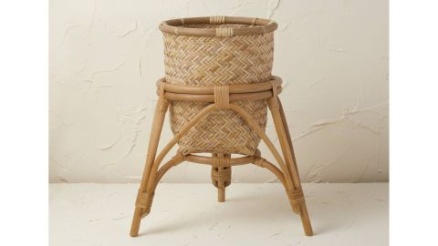 Opalhouse Designed With Jungalow Rattan Woven Planter Basket