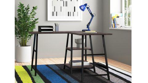 Zipcode Design Nickelsville Reversible L-Shape Executive Desk
