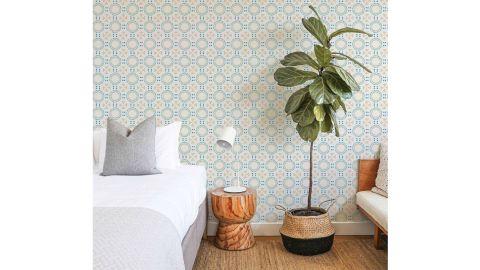 Breeze Tile Wallpaper
