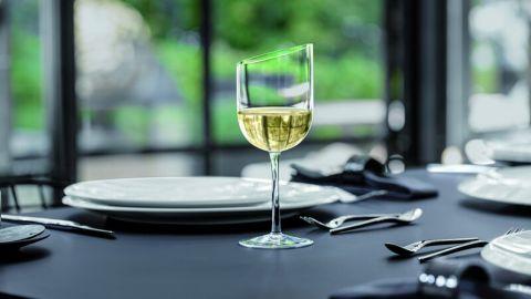 Newmoon Crystal All-Purpose Wine Glasses, Set of 4