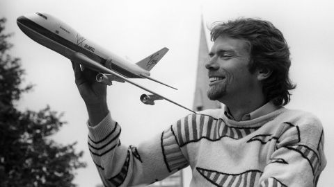 In 1984. Branson formed the airline Virgin Atlantic. He got the idea after becoming stranded in Puerto Rico when his flight to the British Virgin Islands was canceled because of a lack of passengers. He chartered a private plane and sold tickets aboard the flight to other stranded travelers.