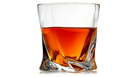 Venero Crystal Whiskey Glasses