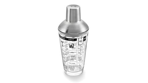 Clear Cocktail Shaker