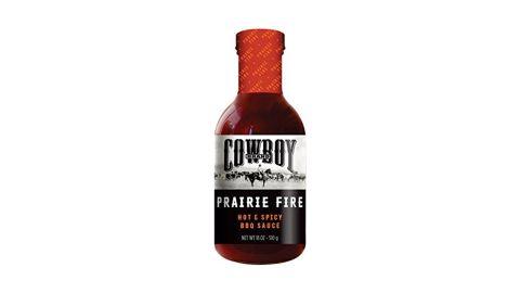 Cowboy Charcoal Prairie Fire Sauce, 3-Pack