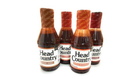 Head Country Barbecue Sauce Variety, 4-Pack