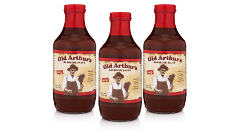 Old Arthur's Spicy BBQ Sauce 3-Pack