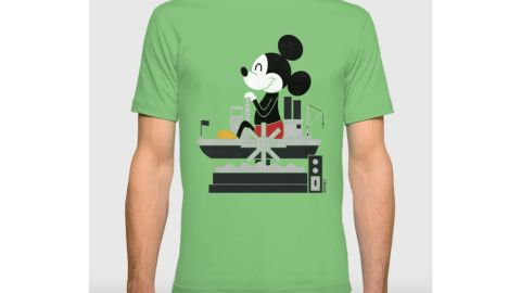 """""""Mickey Mouse Memories"""" by Teo Zirinis T-shirt"""