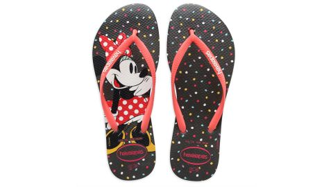 Minnie Mouse Flip-Flops for Adults by Havaianas